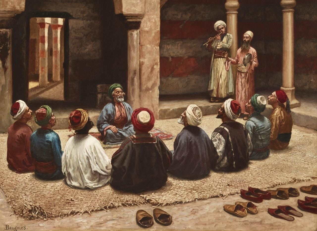 സാഹിത്യ രംഗത്തെ സൂഫി സ്വാധീനം