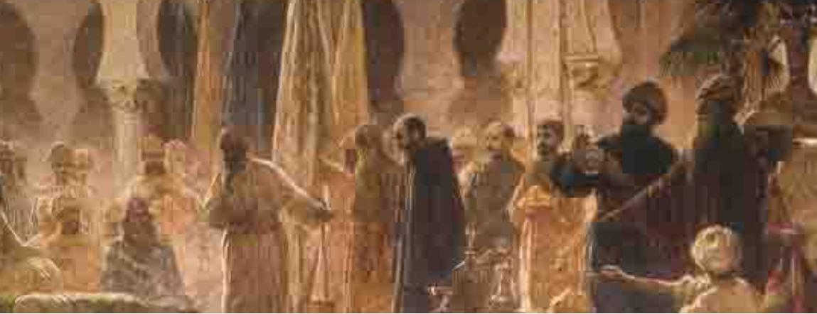 ന്യായാധിപനാകാൻ മടിച്ച് നാലു മഹാന്മാർ