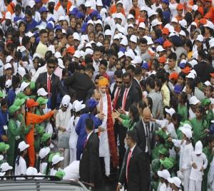ഏകാധിപത്യത്തിലേക്ക് നടന്നടുത്തു കൊണ്ടിരിക്കുന്ന ഇന്ത്യയിൽ അഹിംസാ മാർഗ്ഗമാണ് ഏറ്റവും ഫലപ്രദം