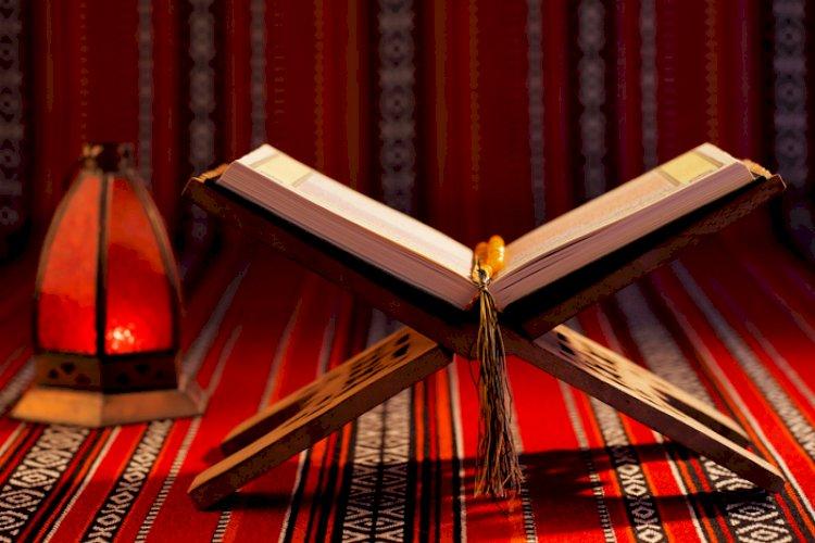 ഖുർആനിനു മുന്നിൽ ഒരൽപ നേരം