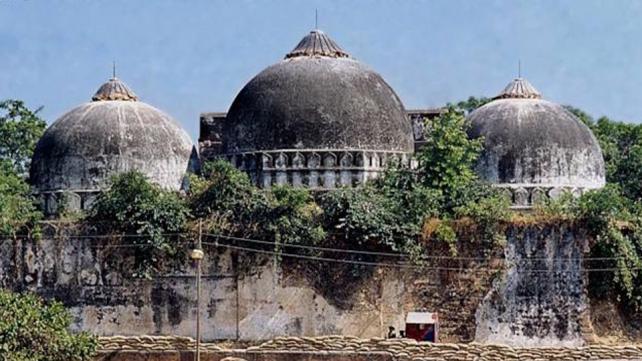 ബാബരികേസ് രാമജന്മഭൂമി ട്രസ്റ്റിന് ഭൂമി തിരിച്ചു നല്കണമെന്ന് കേന്ദ്രം സുപ്രീംകോടതിയില്